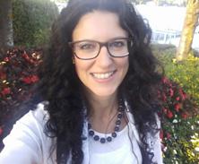 La lingüista italiana Karin Martin
