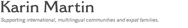Karin Martin - Percorso di accompagnamento linguistico