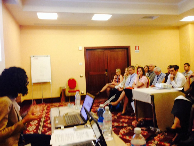 02. Developing and supporting a multilingual learning community, IB Regional Conference, Roma, 2014 (2)