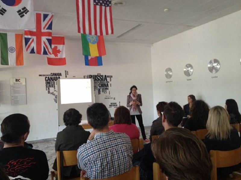 02.1. The Opportunities and Challenges of Multilingualism, International School Carinthia (Austria) 2014