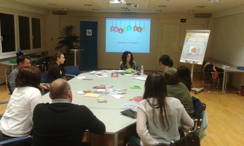 03. Workshop Bilingual development in the early years, Klagenfurt (Austria) 2015