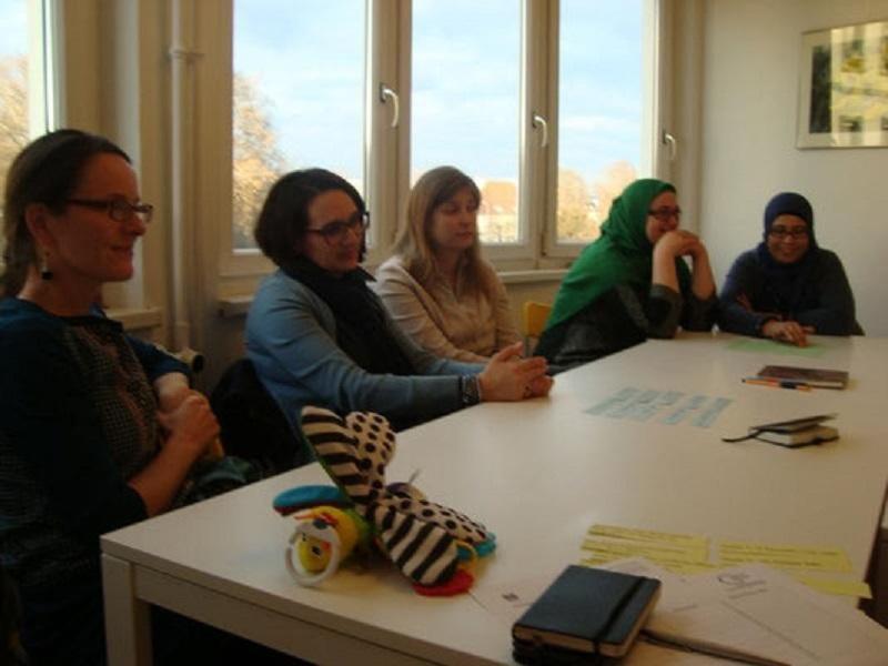 05. Workshop Mehrsprachigkeit zur Unterstützung für mehrsprachige Kinder, Klagenfurt (Austria) 2016