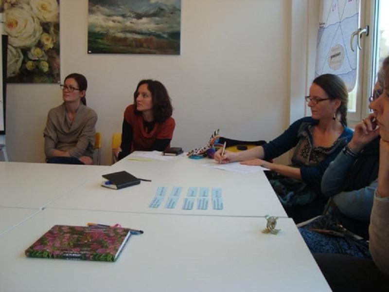 06. Workshop Mehrsprachigkeit zur Unterstützung für mehrsprachige Kinder, Klagenfurt (Austria) 2016 (2)