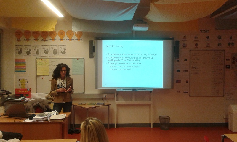 07. Multilingual literacy - resources and challenges, International School Carinthia (Austria) 2016