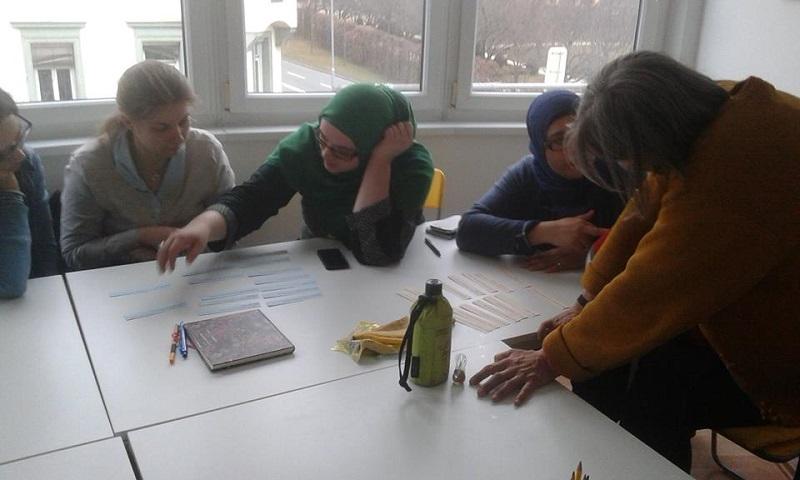 10. Workshop Mehrsprachigkeit zur Unterstützung für mehrsprachige Kinder, Klagenfurt (Austria) 2016 (6)